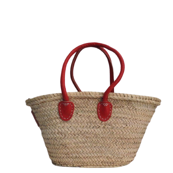 Maddy Basket (Red)