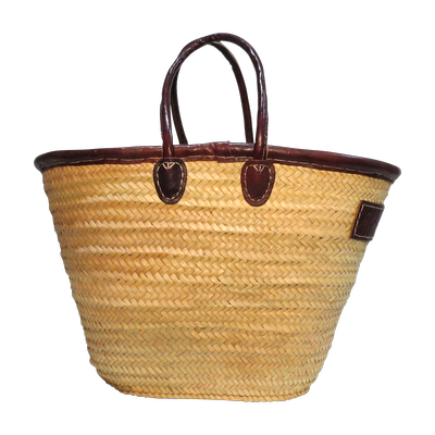Ava Brown (Large Basket)