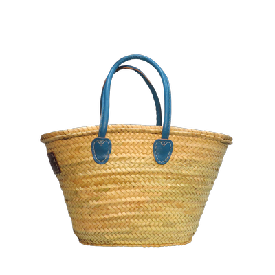 Maddy Turquoise (Small Basket)