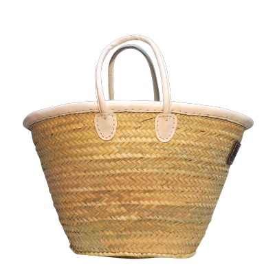 Ava White (Large Basket)