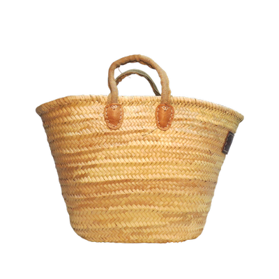 Hessian Drawstring (Medium Basket)