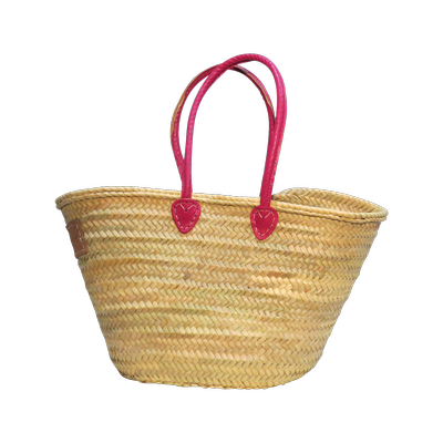 Mia Pink (Small Basket)