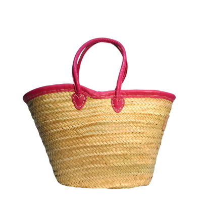 Laura Pink (Medium Basket)