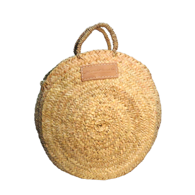 Justine Handbag (Medium Basket)