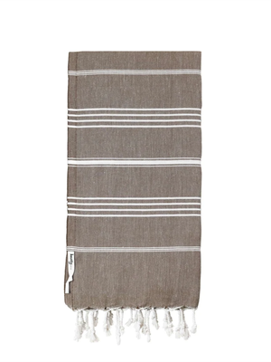 Turkish Towel Mocha