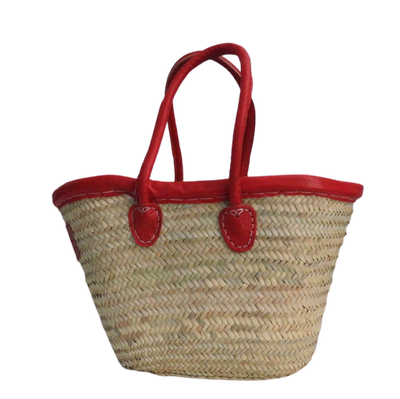 Ava Basket (Red)
