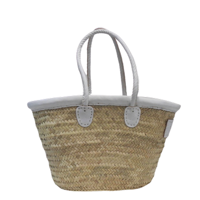 Ava Basket (White)